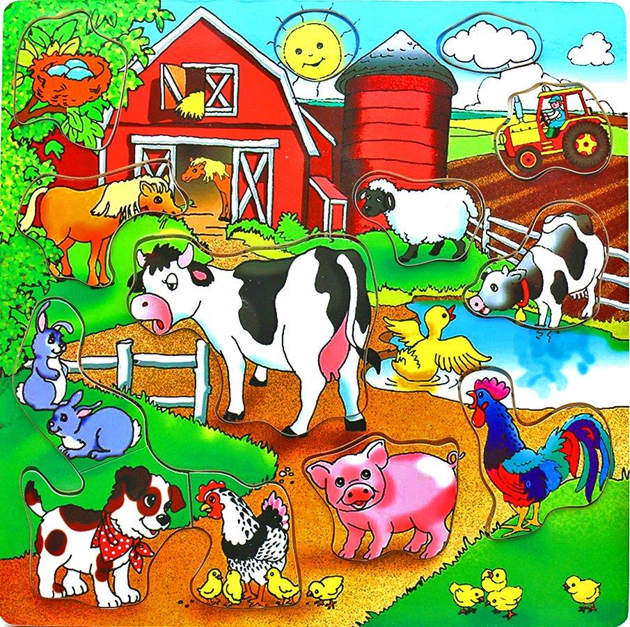 Открытка моя ферма, добрым утром музыкальные